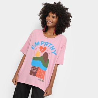 Camiseta Cantão Empathy Feminina