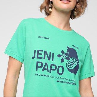 Camiseta Cantão Jenipapo Feminina