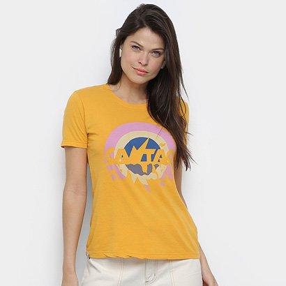 Camiseta Cantão Verão 90's Feminina