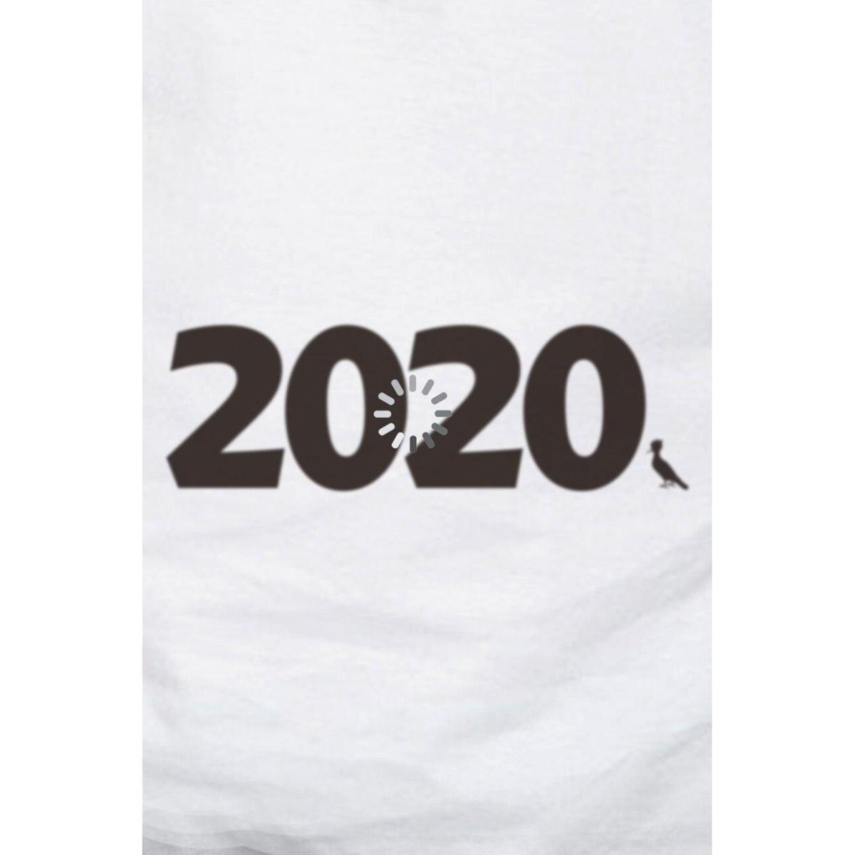 Camiseta Carregando 2020 Reserva Masculino - Branco