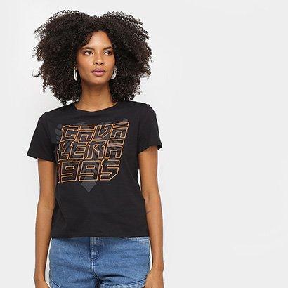 Camiseta Cavalera Fast Eagle Feminina