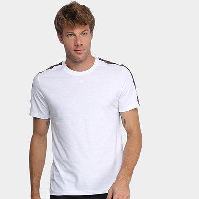 Camiseta Cavalera Fita Sublimada Masculina