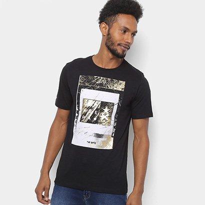 Camiseta Cavalera Minimal Masculina