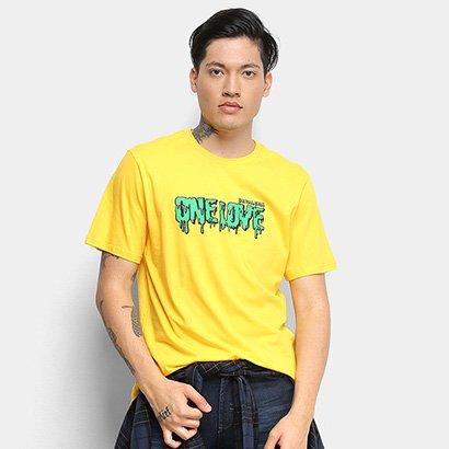 Camiseta Cavalera One Love Masculina