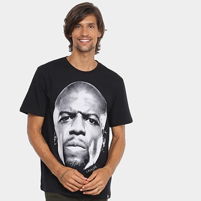Camiseta Cavalera Terry Crews Masculina