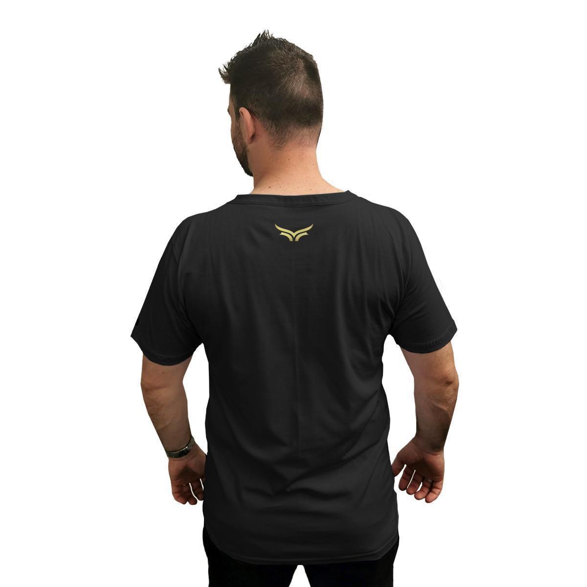 Camiseta Cellos Honey Premium Masculina - Preto
