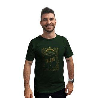 Camiseta Cellos Retro Frame Premium Masculina
