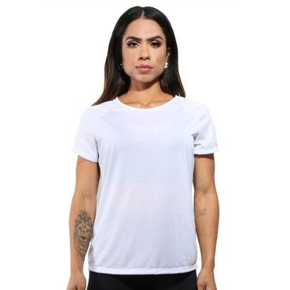 Camiseta Chris Sports em Dry Fit Feminina
