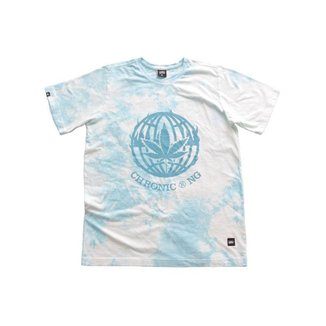 Camiseta Chronic Tie Dye Weed World