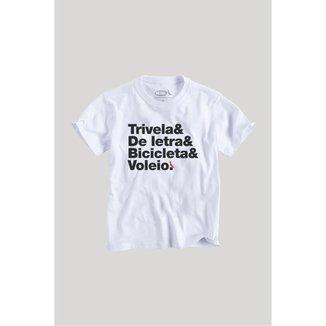 Camiseta Chutes Reserva Mini Infantil Masculino
