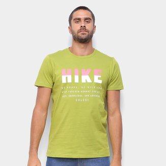 Camiseta Colcci Básica Hike Masculina