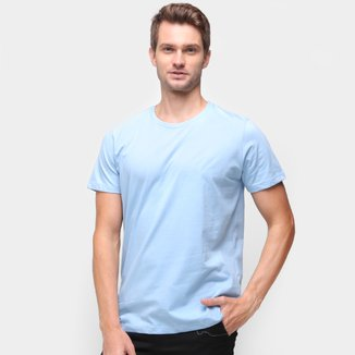 Camiseta Colcci Básica Lisa Masculina