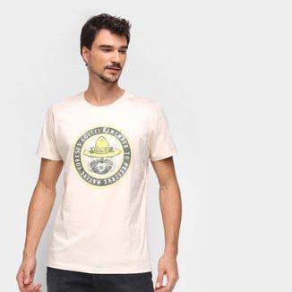 Camiseta Colcci Básica Remember Básica Masculina