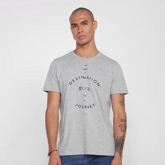 Camiseta Colcci Destination Masculina
