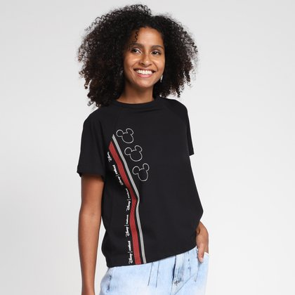 Camiseta Colcci Disney Mickey Feminina