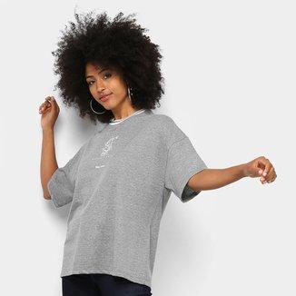 Camiseta Colcci Disney Woman Power Feminina