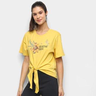 Camiseta Colcci Eco Active Feminina