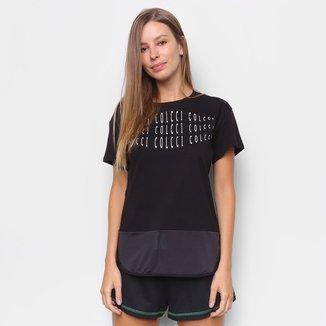 Camiseta Colcci Eye Feminina