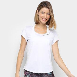 Camiseta Colcci Fitness Basic Feminina