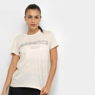 Camiseta Colcci Fitness Essence Eco Active Feminina