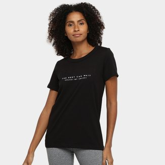 Camiseta Colcci Fitness The Rest Can Wait Feminina