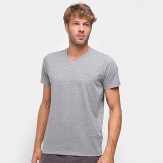 Camiseta Colcci Gola V Masculina