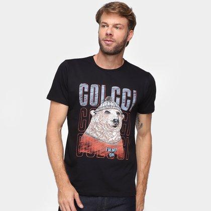 Camiseta Colcci Iam Not Ok Masculina