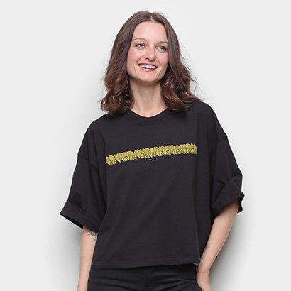Camiseta Colcci Inspiration Feminina