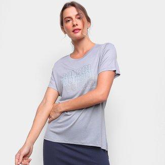 Camiseta Colcci Logo Get Moving Feminina