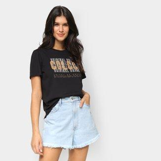 Camiseta Colcci Original Brand Feminina