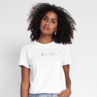 Camiseta Colcci Perfect Feminina