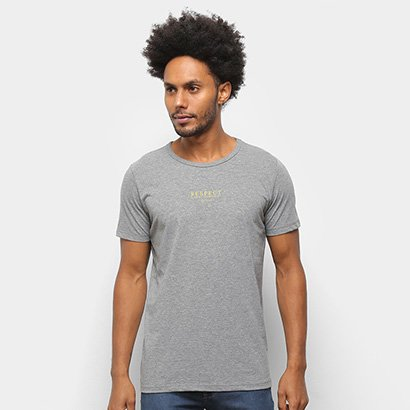 Camiseta Colcci Respect Masculina