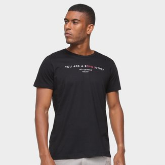 Camiseta Colcci You Are A Revolution Masculina