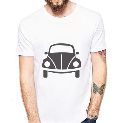 Camiseta Coolest Fusca Masculina