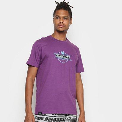 Camiseta Cyclone Fragment Masculina