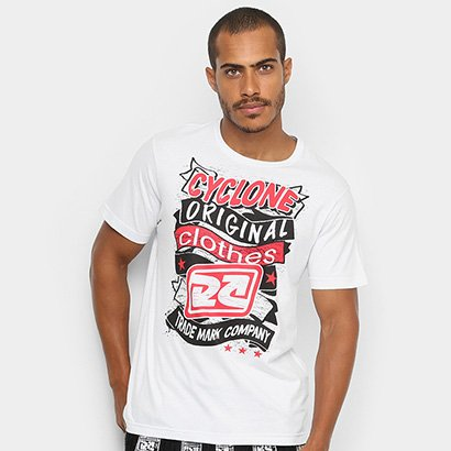 Camiseta Cyclone Gazette Masculina