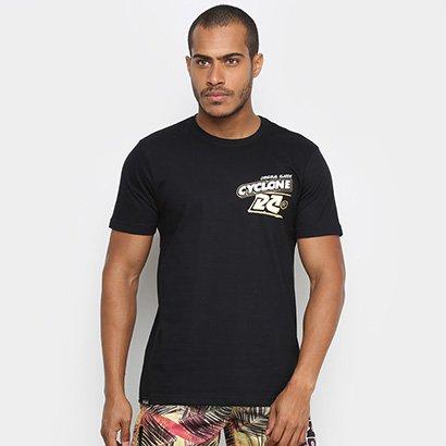 Camiseta Cyclone Loc Crypt Metal Masculina
