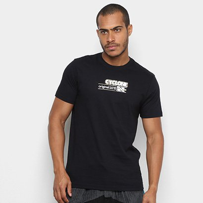 Camiseta Cyclone Loc Metal Masculina