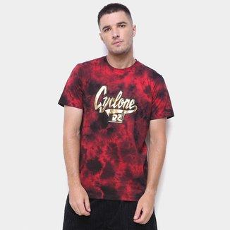 Camiseta Cyclone Tie Dye Champion Masculina
