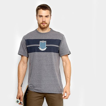 Camiseta DC Shoes Bas Derby Masculina
