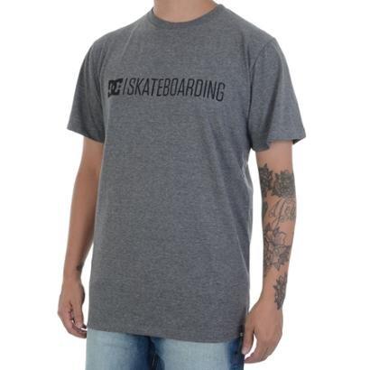 Camiseta DC Shoes Basic Skateboarding 2019 Masculina