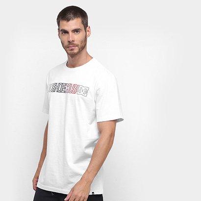 Camiseta DC Shoes Battlefield Masculina