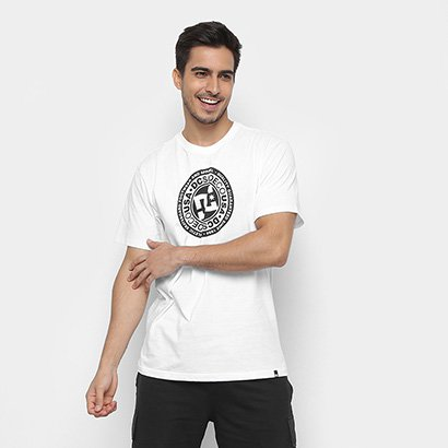 Camiseta DC Shoes Circle Star Masculina