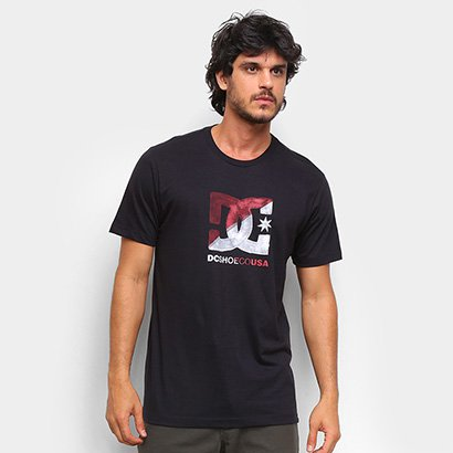 Camiseta Dc Shoes Docwater Masculina