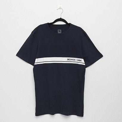 Camiseta Dc Shoews Dyed Masculina