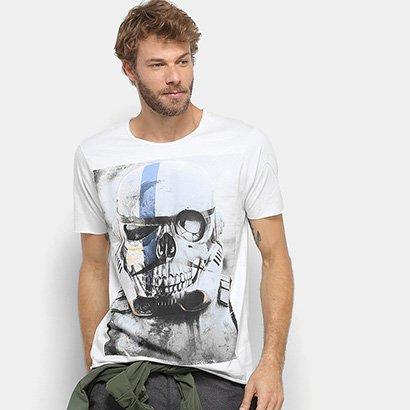 Camiseta Derek Ho Caveira Masculina