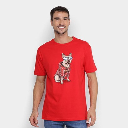 Camiseta DGK Frenchie Tee Masculina