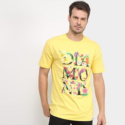 Camiseta Diamond Botanical Masculina