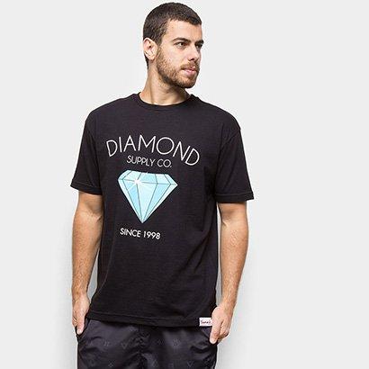 Camiseta Diamond Classic Diamond Tee Masculina