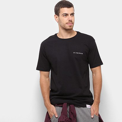 Camiseta Diamond Marquise Masculina